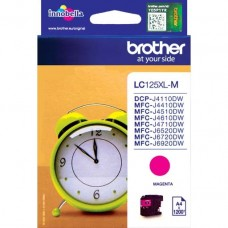 BROTHER LC 125 XL MAGENTA