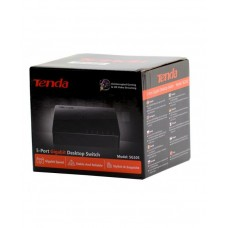 Tenda 5-Port Gigabit Ethernet Desktop Switch SG105